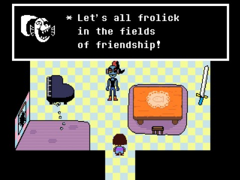 Undertale_Frolicking_Time