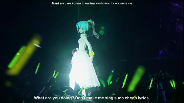 27. Hatsune Miku - Anata no Utahime (Your Songtress) ~Project DIVA Live Solo Japan Concert 2010 HD-oun9EfDtQqg.mp4_snapshot_00.48_[2016.01.03_20.28.08]