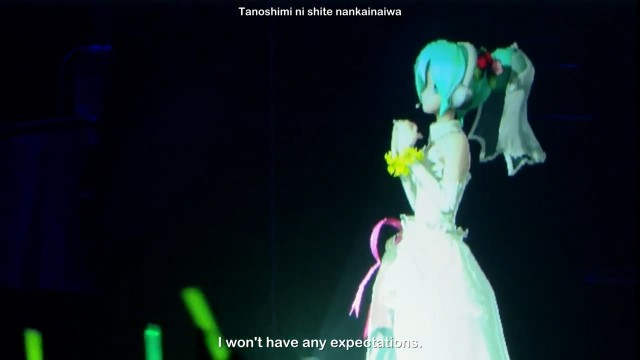 27. Hatsune Miku - Anata no Utahime (Your Songtress) ~Project DIVA Live Solo Japan Concert 2010 HD-oun9EfDtQqg.mp4_snapshot_01.58_[2016.01.03_20.37.20]