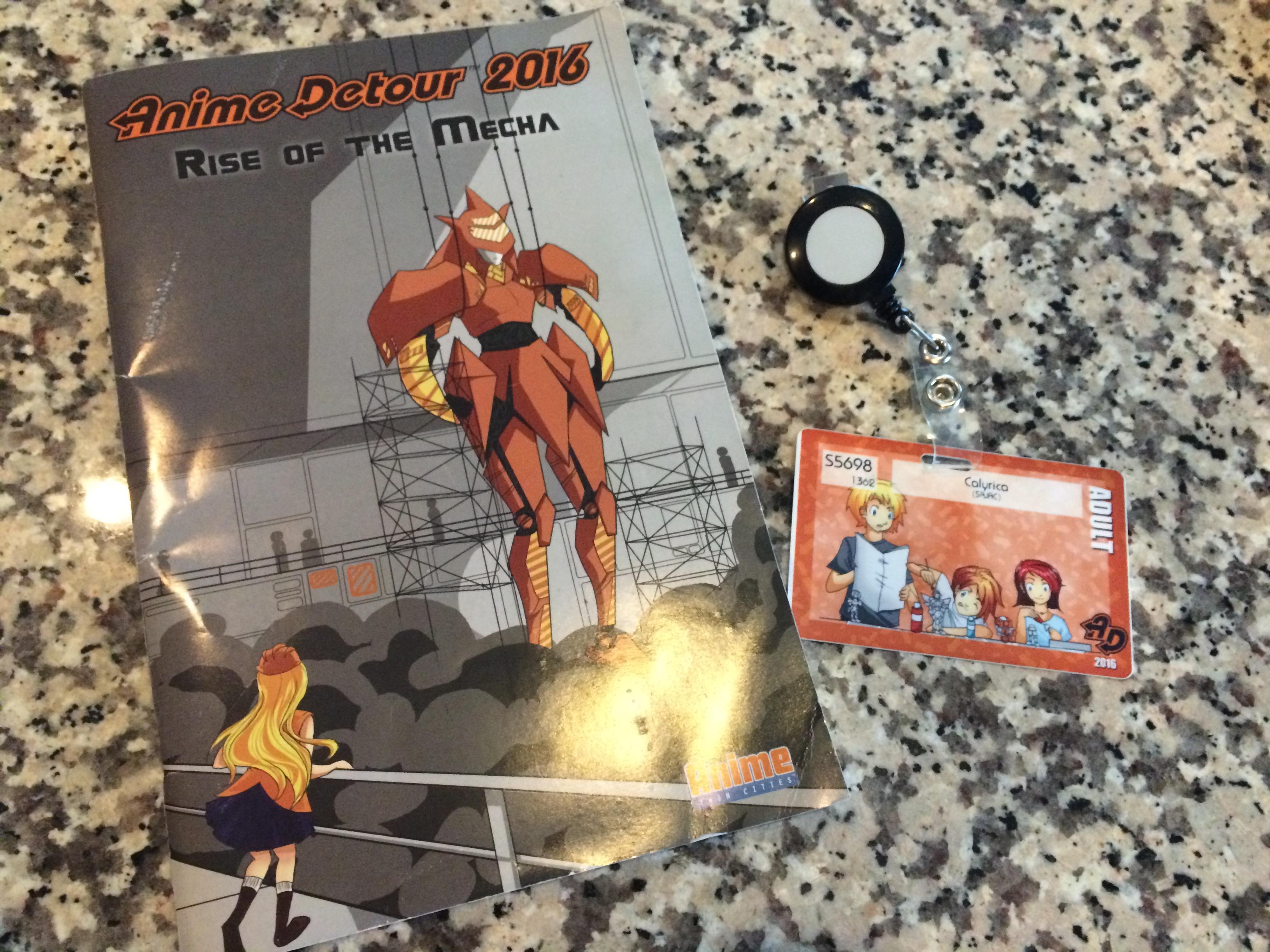 Anime Detour 2016