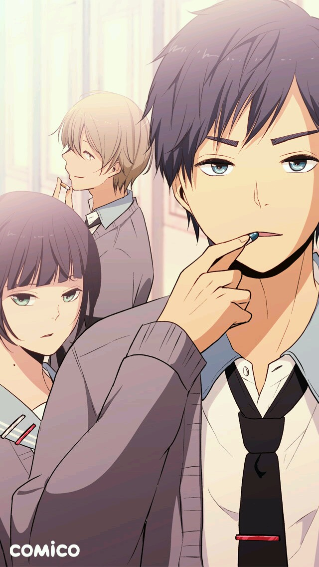 Anime Review: ReLIFE – It's like 21 Jump Street except I liked watching 21 Jump Street