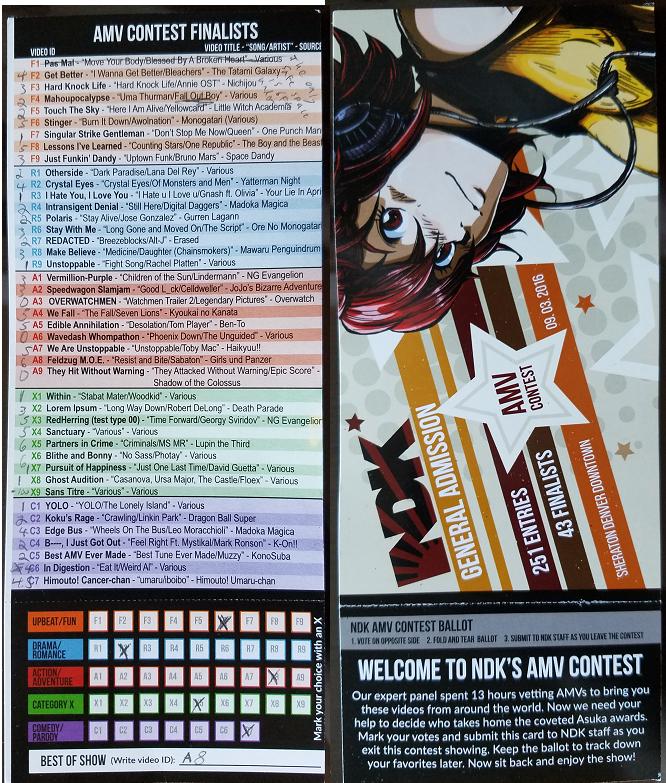 NDK2016_AMV_Contest_Ballot