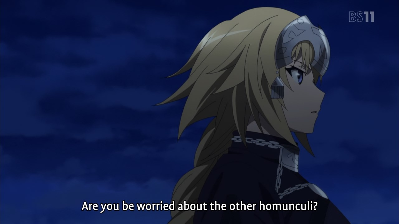 [UTW]'s Fate/Apocrypha (All Episodes) is a Masterwork of Idiocy