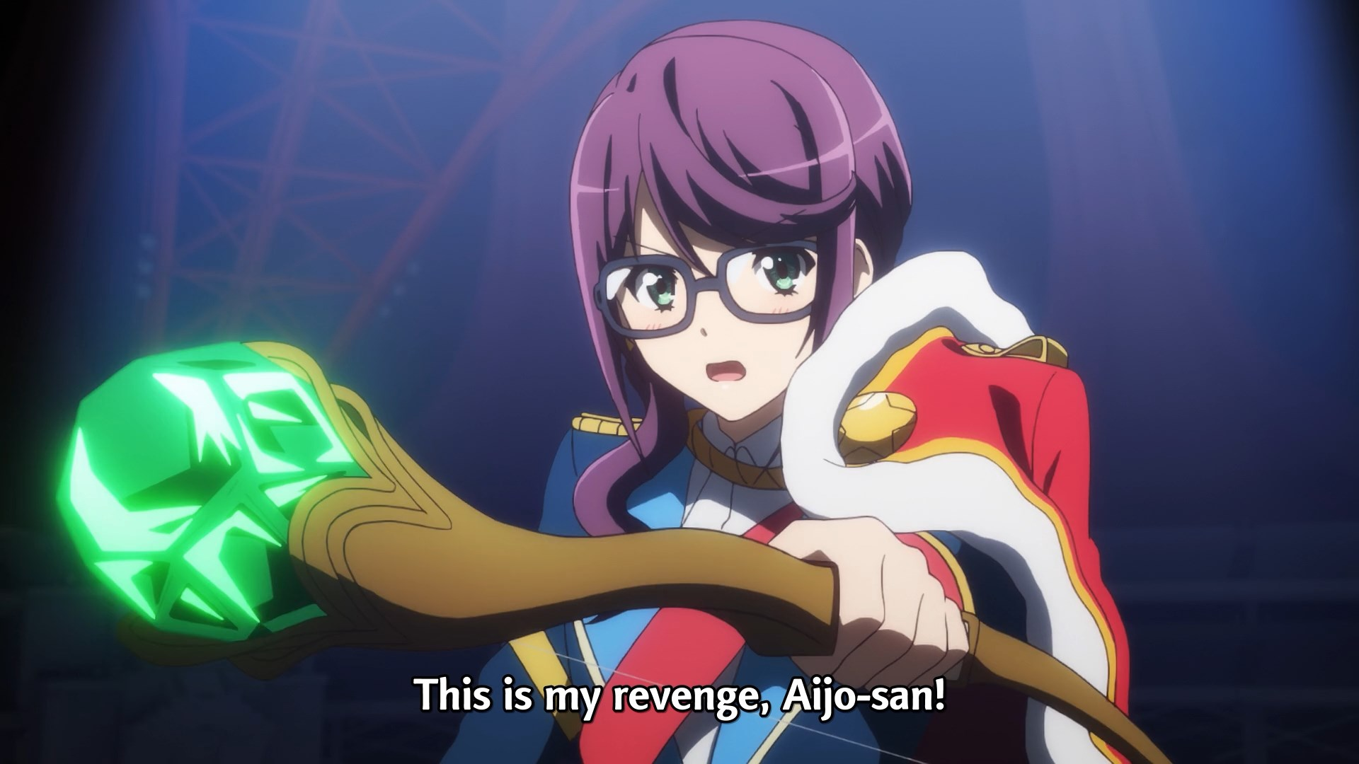 Translation Review: [ACSS] Shoujo☆Kageki Revue Starlight – 02